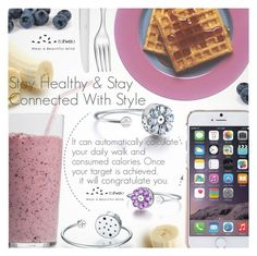 Stay Healthy & Stay Connected by totwoo on Polyvore featuring polyvore fashion style Ted Baker clothing