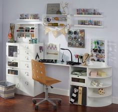 How to Tackle Your Crafting Clutter and Clear Your Mind - Jewelry Making Daily - jewelry studio: jewelry-making tools and supplies - Studio Organization, Organization Hacks, Storage Organizers, Diy Jewelry Making, Jewelry Making Supplies, Craft Supplies, Arts And Crafts For Teens, Bead Storage, Craft Storage