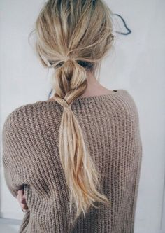 short braid