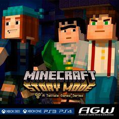 Minecraft: Story Mode es un título intrigante, de eso no hay duda, más aún si tenemos en mente que está basado en Minecraft, pero que tiene el toque narrativo de Telltale Games, estudio reconocido por The Walking Dead y Tales From the Borderlans.