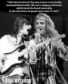 25cc2dc7806bbd6638cfce2bb3e9b011 s music ronnie wood rod stewart, 'girl about town' magazine, october 1973 people knew