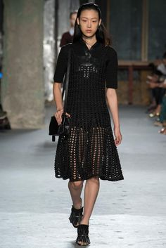 Proenza Schouler Spring 2015 Ready-to-Wear - Collection - Gallery - Look 2 - Style.com