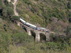 F.G.C. Ferrovia Genova Casella by Maurizio Boi, via Flickr