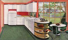 Hotpoint Kitchen 1944
