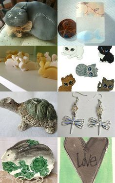 Animal world! by Sani on Etsy--Pinned with TreasuryPin.com