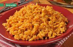 Jedinečná mexická rýže Spicy Mexican Rice, Mexican Pasta, Mexican Rice Recipes, Gf Recipes, Cooking Recipes, Beyond Diet Recipes, Perfect Tacos, Spanish Rice, Macaroni And Cheese