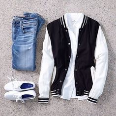 menstyle,outfitoftheday-Sport one for tomorrow!Please like and share it with your friends, you deserve great outfits! School Fashion, Boy Fashion, Retro Fashion, Mens Fashion, Fashion Outfits, Boy Outfits, Casual Outfits, Men Casual, Herren Outfit
