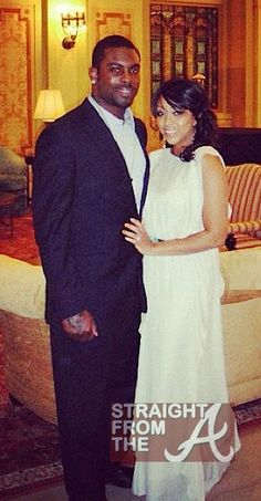 Michael Vick and Kijafa Frink are officially man and wife after tying the knot June 30, 2012!