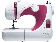 Máquina de Costura Elgin - Futura