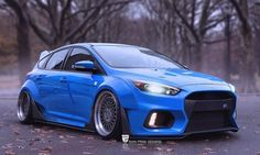 #Ford Focus RS Wide Body Rendering