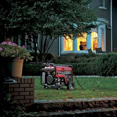 16 tips for using an emergency generator