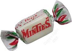 Iconic Minties Confectionery