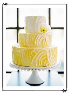 Jana's Creative Cakes: Fresh flavors and fillings that match the look of the cake.