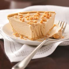 Peanut Butter Silk Pie Recipe -This is a favorite, so I make it every chance I…