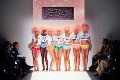Défile Betsey Johnson, prêt-à-porter printemps-été 2014, New York #NYFW #SS14