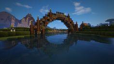 Cool Minecraft Ideas Minecraft Jungle House, Minecraft Build House, Minecraft Medieval House, Cute Minecraft Houses, Minecraft House Designs, Medieval Houses, Cool Minecraft, How To Play Minecraft, Minecraft Creations