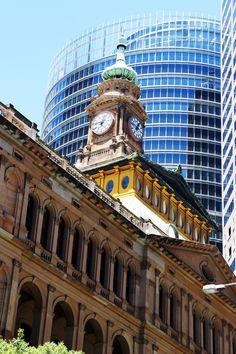 Queen Victoria Building (QVB) Sydney CBD Australia