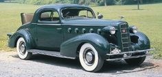1934 LaSalle coupe