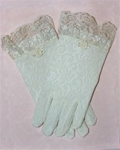 Little girls gloves