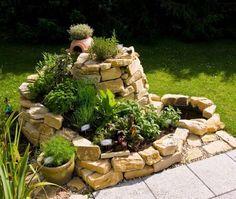 15 Pretty Ideas About How to DIY Wonderful Garden