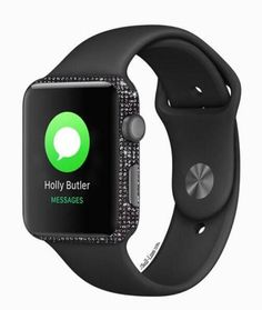 Apple Watch Hermès Series 1 (Black) - #Apple #applewatch #black #Hermès #Series #Watch Nike Watch, G Watch, Casio Watch, Swarovski Watches, Hermes Watch, Iphone Watch, G Shock Watches, Apple Products, Apple Watch