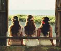 ☮ flower crowns