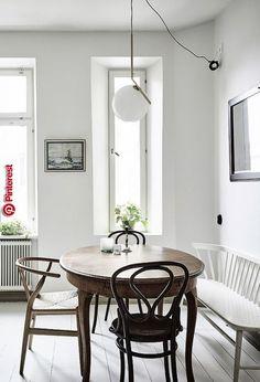 Die 64 besten Bilder von Runder Esstisch | Round dinning table ...