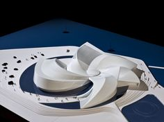 the small town of kastrup in denmark celebrates the public opening of its newest aquarium designed by local practice - the 'blue planet aquarium'. Concept Models Architecture, Architecture Board, Futuristic Architecture, Architecture Details, Chinese Architecture, Contemporary Architecture, Blue Planet Aquarium, Aquarium Architecture, Circular Buildings