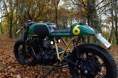 Racing Cafè: Yamaha XS 850 by Tarmac Custom Motorcycles