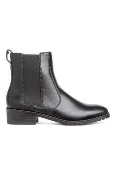 Chelsea boots - Black - Ladies | H&M 1