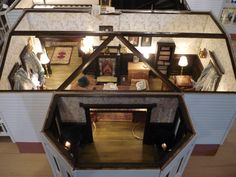 practical magic dollhouse plans inside floor owens plan replica movie blueprints homes victorian bank wiring cabin miniature location finished amazing