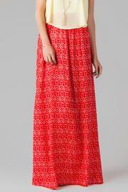Mela Printed Maxi Skirt