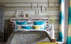 Ideas para decorar: El cojín, ese pequeño tesoro