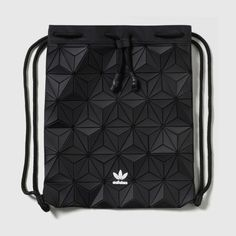 ADIDAS Geometry string bag, rubber & silicon