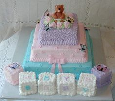 amazing baby shower cakes images | The Amazing Cake from Publix Baby Shower Cakes