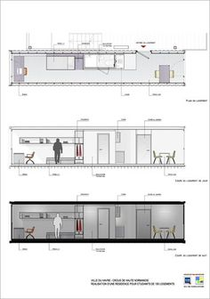 Container house plans - really cool but simple floor plan, check them out or to…
