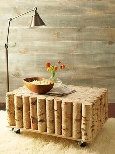 Love These DIY Coffee Table Projects | The Budget Decorator