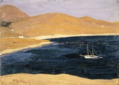 Artist from Sweden Greek Paintings, Oil Paintings, Greek Art, 10 Picture, Klimt, Color Of Life, Conceptual Art, Great Artists, Fine Art