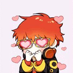 mystic messenger emoji   Tumblr