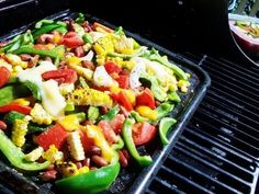 Healthy Diet Recipes - Saucy Vegetables - great to include in your Gastritis Diet list