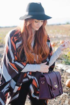 GiGi New York | Little J Style Fashion Blog | Wine Hayden Satchel
