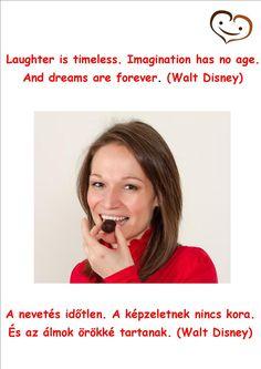 18. day - Handmade chocolate quotation #smilebrand #smilechocolate #mosolycsoki #quotations #smile #happiness #boldogság #csoki #csokoládé #quotes #handmade #eighteenthday #waltdisney #disney Hapkido, Handmade Chocolates, S Quote, Essie, Walt Disney, Advent Calendar, Quotations, Laughter, Happiness
