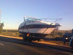 Boat Transport, Mustang, Transportation, Content, Mustangs