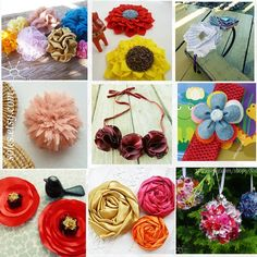 Flower Tutorials