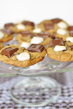 Smores cookies. Another cookie I've had the opportunity to attempt; these were the best so far!