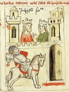Morgan M.140 Speculum humanae salvationis