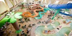 ​Enter for a chance to win four-day, three night stay at one of Great Wolf Lodge's 12 resorts nationwide! ​