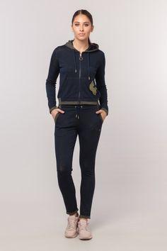 BİLCEE - bilcee 18W-3044 KADIN ORME CEKET Black Jeans, Normcore, Pants, Style, Fashion, Trouser Pants, Swag, Moda, Fashion Styles