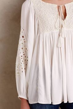 Anthropologie's August Arrivals: Fall Tops & Cardigans - Topista