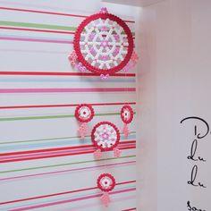 Dreamcatcher hama beads by jifode
